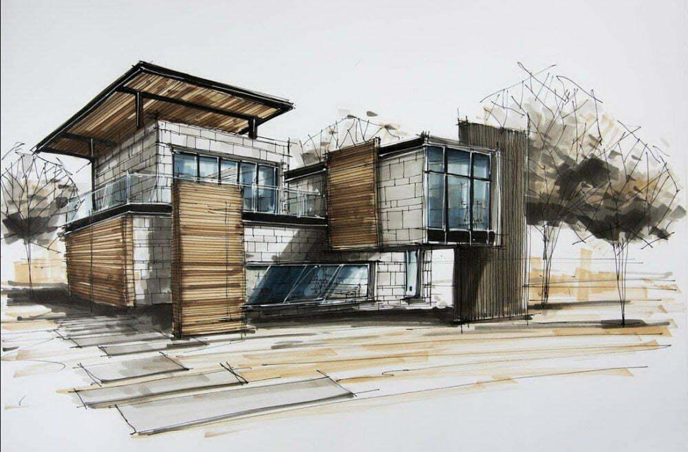 Arhitectura casei – utilitate vs design